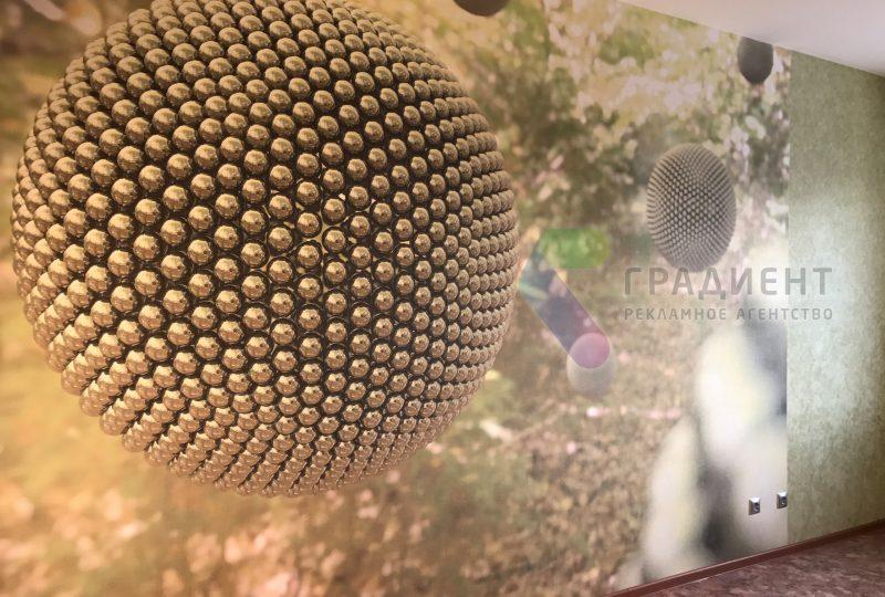 Фотообои шар